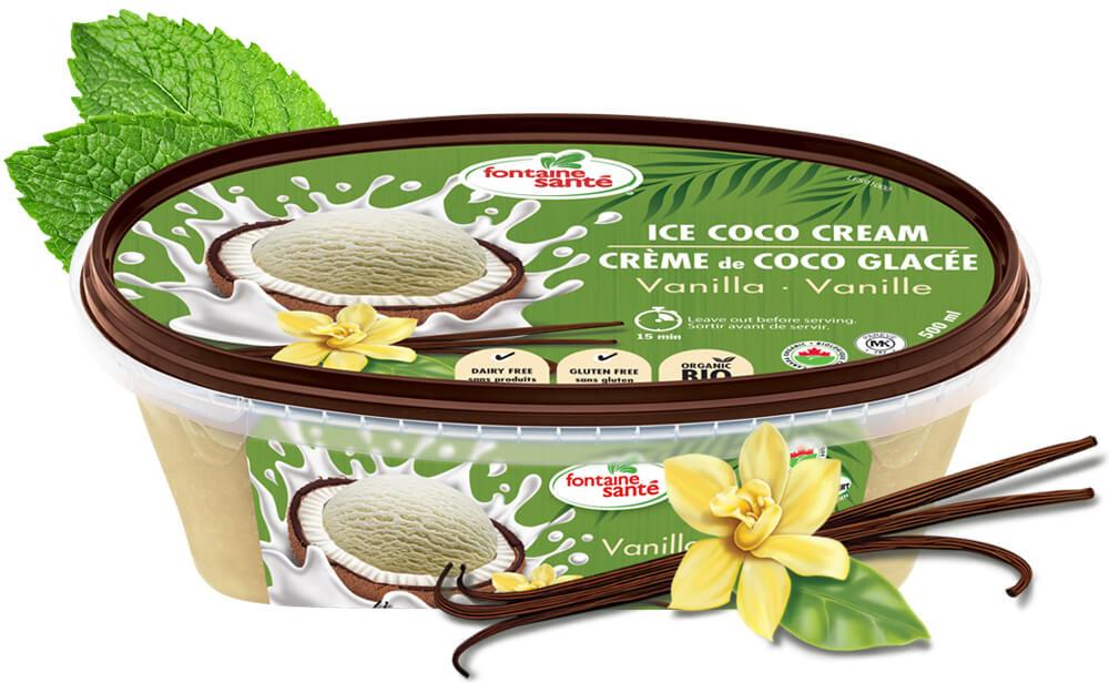 Crème de Coco glacée