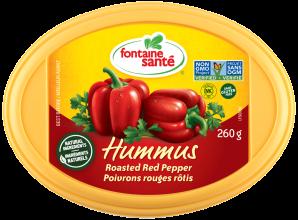 Poivrons rouges rôtis