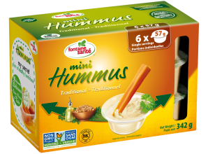 Mini Hummus traditionnel