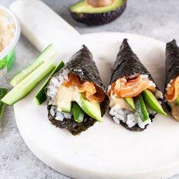 Recette sushi tamaki