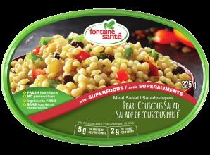Salade de couscous perlé
