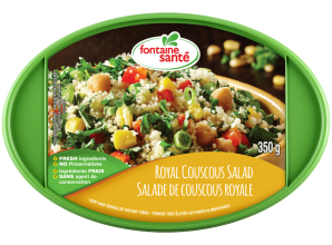 Royal Couscous Salad