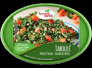 Taboulé - salade de persil