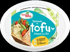 Tartinade de tofu