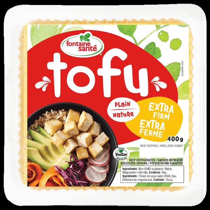 Tofu Nature Extra Ferme