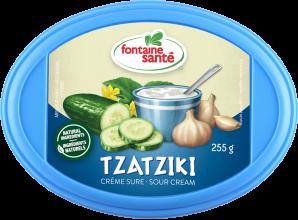 Sour Cream Tzatziki