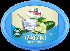 Yogurt Tzatziki