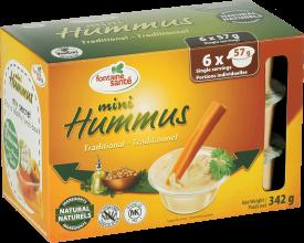 Mini Hummus traditionnel